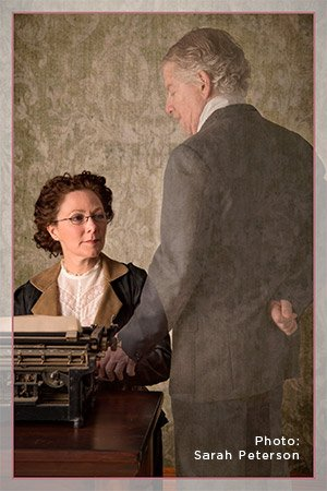 Commonweal Theatre's production of Ghost-Writer
