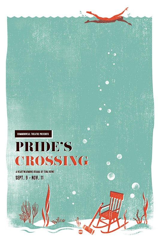Pride's Crossing playbill, 2016