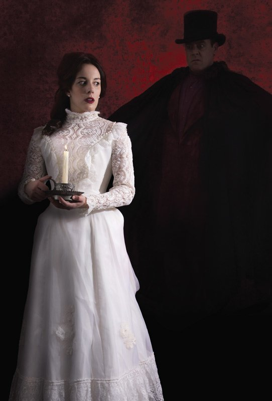 Dracula - Prince of Blood by Scott Dixon, adapted from the Bram Stoker novel