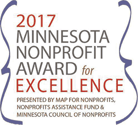 2017 Minnesota Nonprofit Award for Excellence