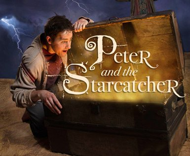 Peter and the Starcatcher by Rick Elice