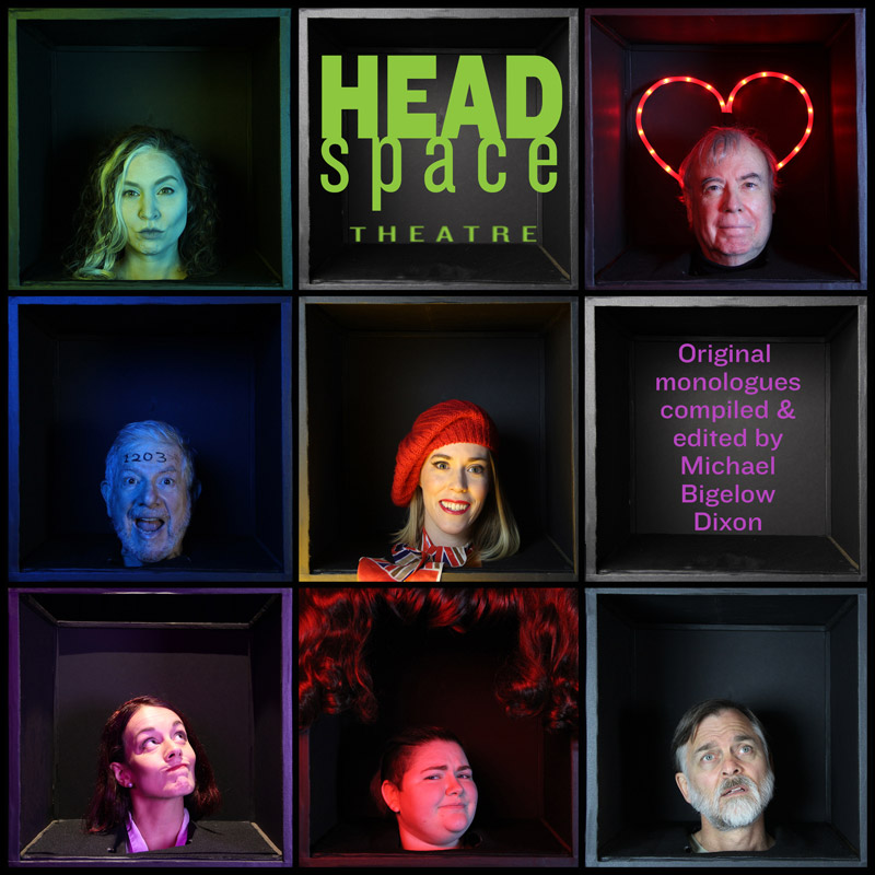 Headspace collage
